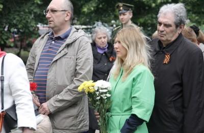 В Даниловском почтили память погибшим в Великой Отечественной войне