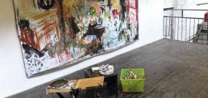 Авторский интенсив Лизы Плавинской пройдет в галерее
