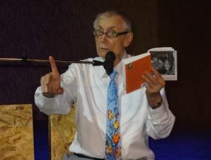 Евгений Евтушенко выступал в культурном центре ЗИЛ