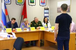 Итоги призывной комиссии подвели в районе
