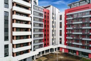 Современные жилые комплексы в Москве