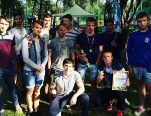 Спортсмены Даниловского района