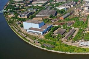 Территория бывшего завода имени Лихачева