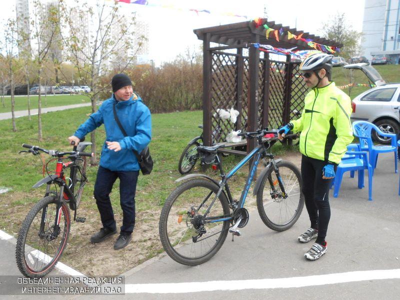 ВДень московского транспорта состоится третий Ночной Велопарад