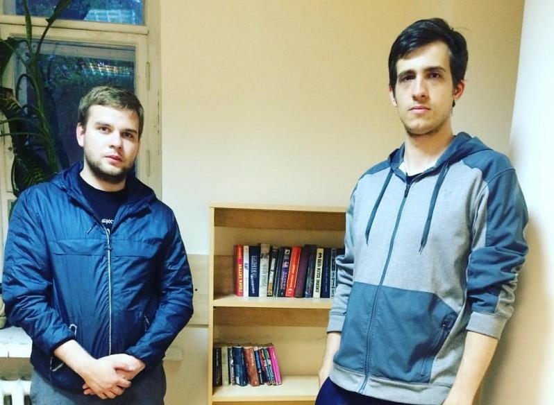Члены Молодежной палаты Даниловского района