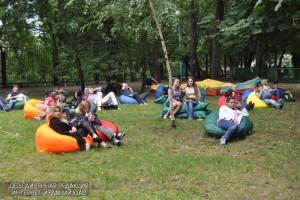 Жители Даниловского района на отдыхе