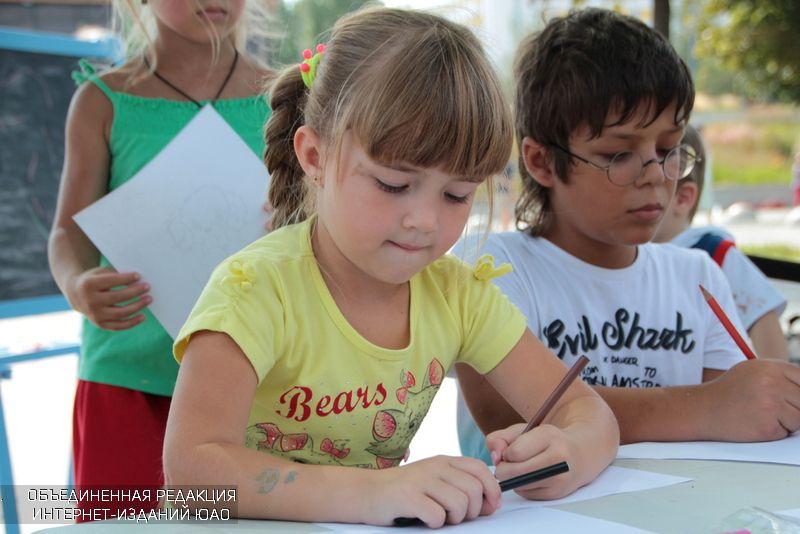 Жители столицы посетят мастер-классы по рисованию