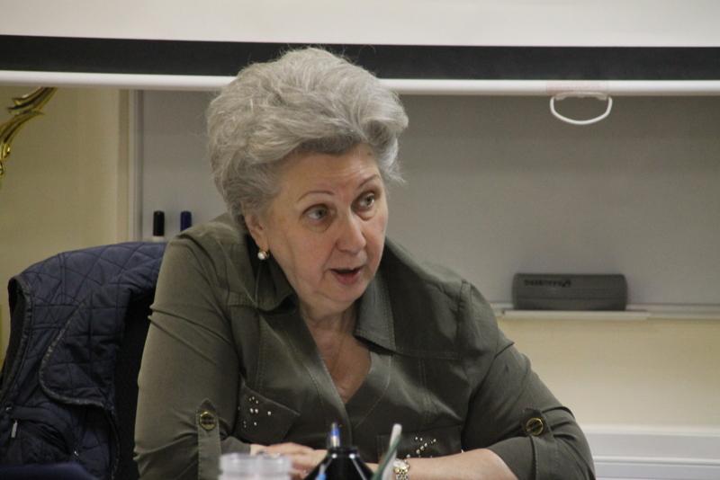 Исполняющая обязанности главы муниципального округа, депутат Татьяна Родионова