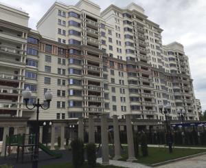 Жилой комплекс в Даниловском районе