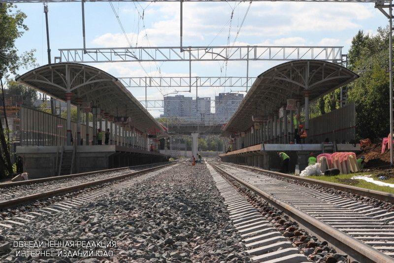 Станция Варшавское шоссе