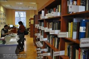 В библиотеке №163