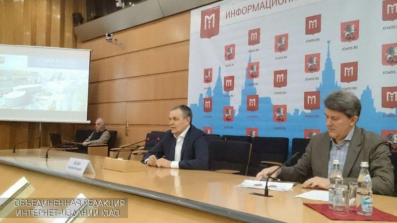 Пресс-конференция ГУ МЧС
