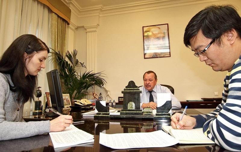 Интервью с Алексеем Челышевым