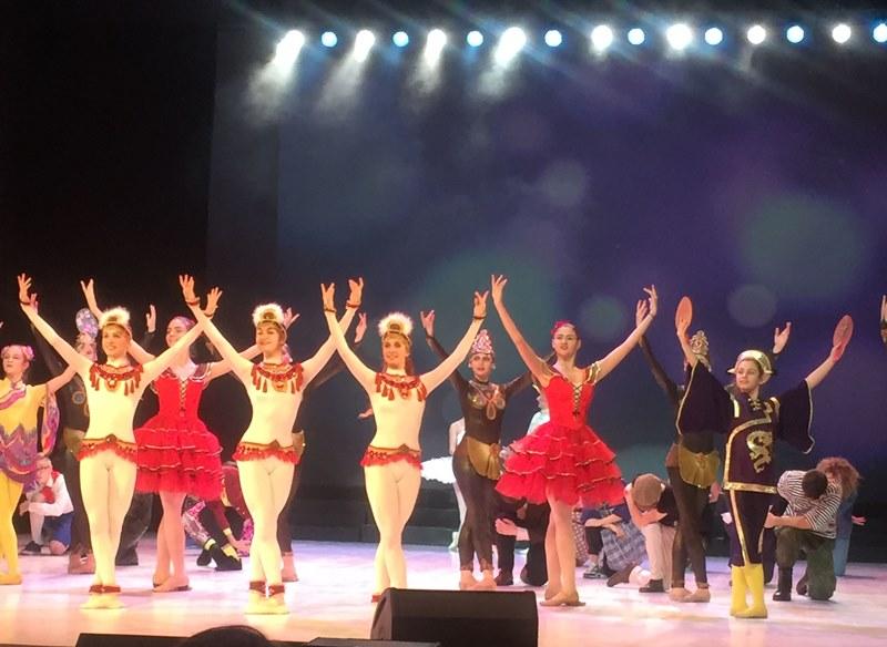 Концерт в Культурном центре ЗИЛ