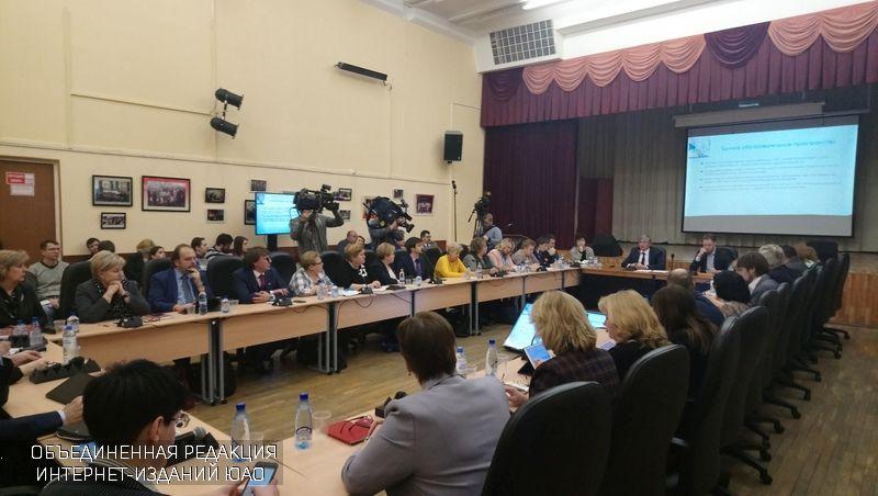 Москвичи смогут принять участие в образовательном референдуме