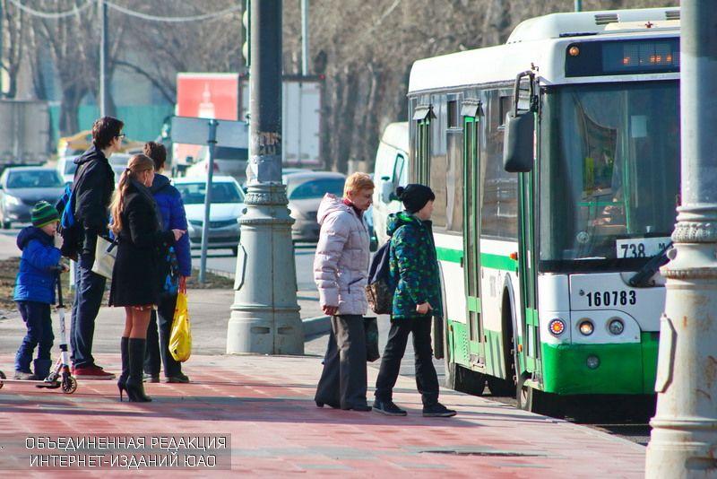 Автобусную остановку переименовали в Даниловском районе