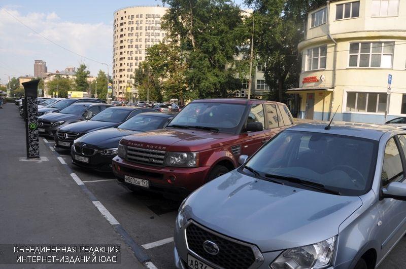 Новые парковки появятся на территории Даниловского района