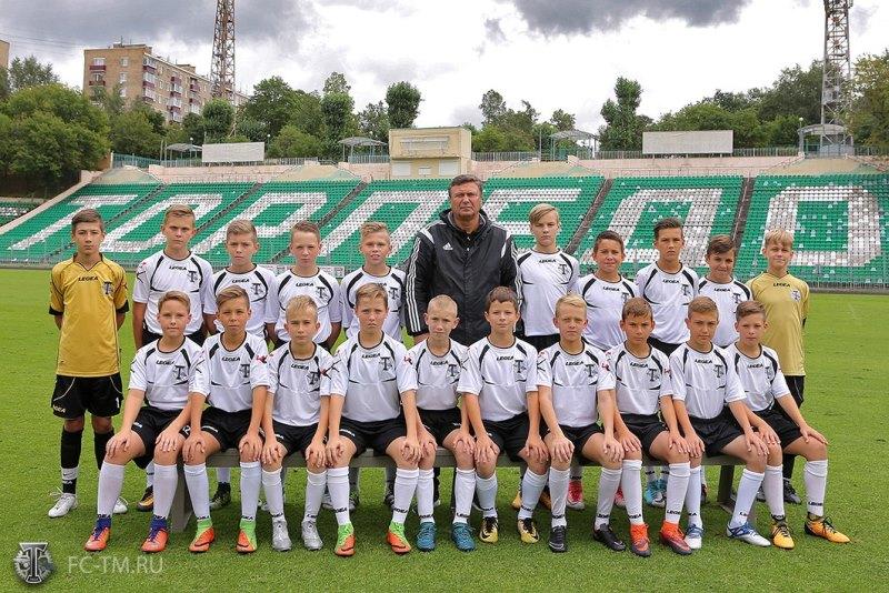 """Футболисты """"Торпедо""""-2005"""