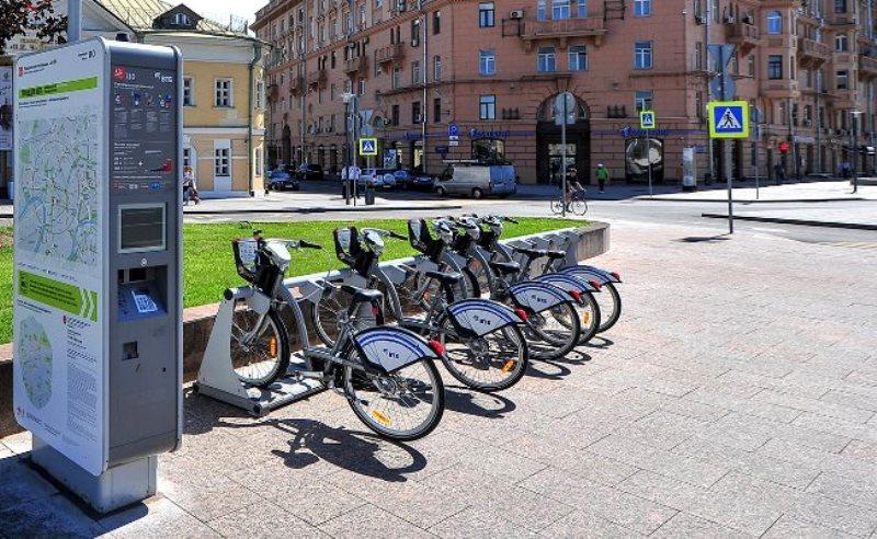 Жители района смогут воспользоваться специальным тарифом велопроката