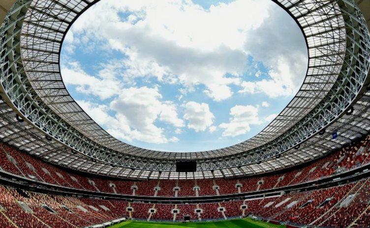 Чемпионат мира по футболу 2018 стартует в России
