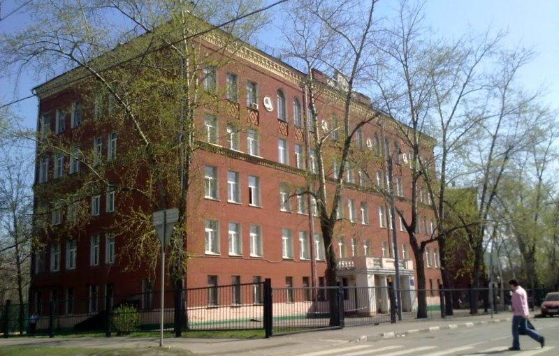 Школа №1257