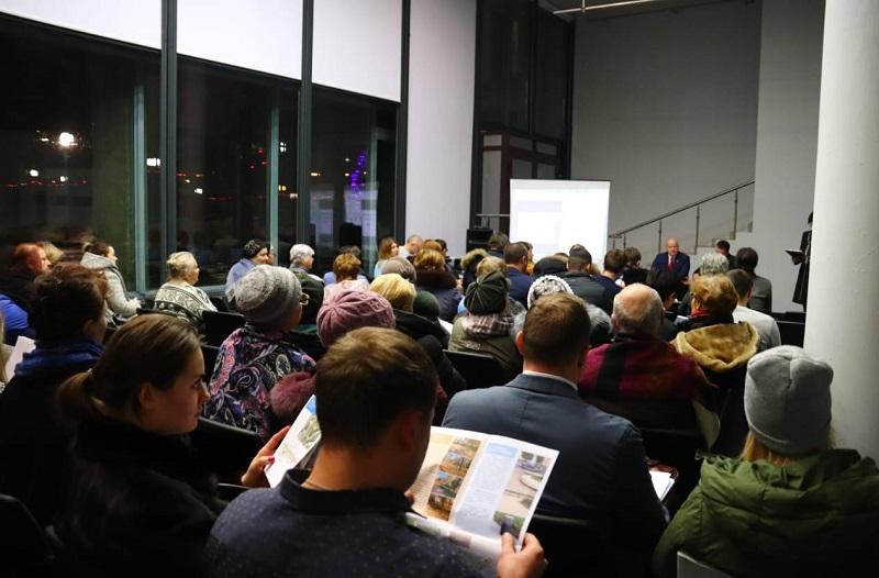 Публичные слушания по вопросу землепользования и застройки состоялись в Даниловском районе