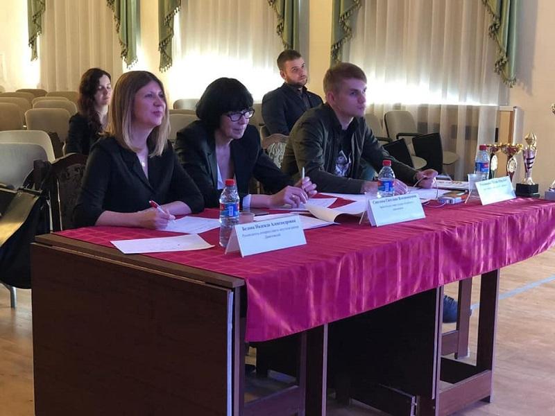 конкурс ораторского мастерства состоялся в Даниловском районе