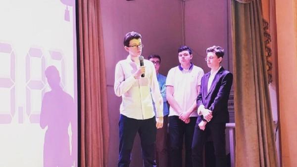Мастер слова районный этап Ленберг Виктор конкурс дебаты