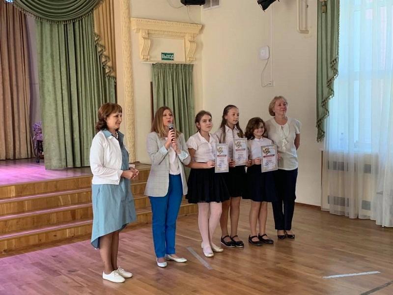 итоги творческого конкурса подвели в Даниловском районе