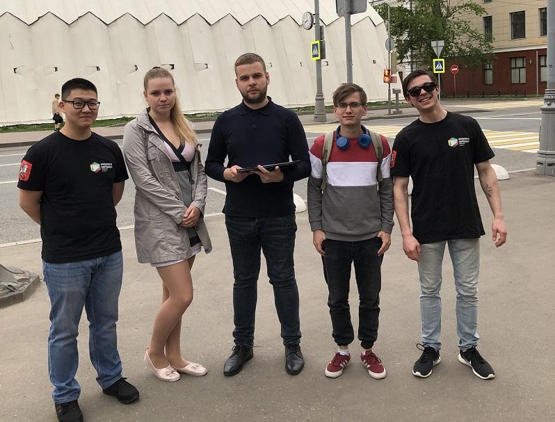мониторинг Молодежная Палата Виктор Ленберг ПДД