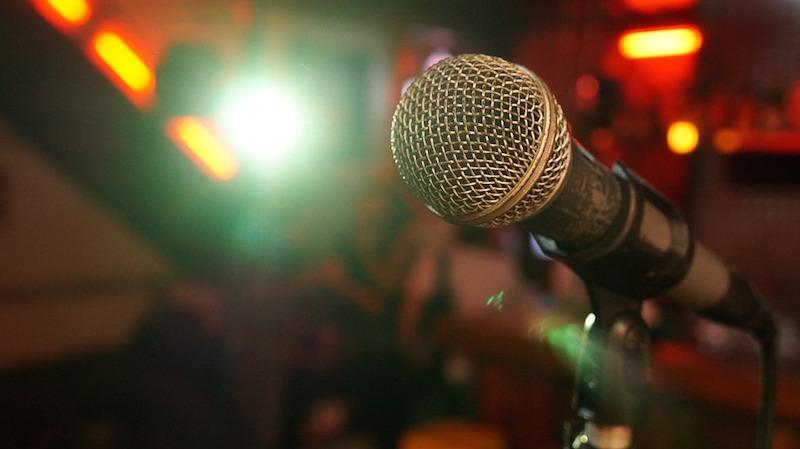 микрофон вокал пение музыка творчество искусство