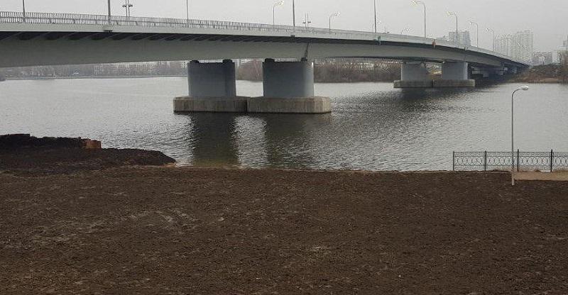 "мост через Кожуховский затон, Сергей Собянин, ""Технопарк"", ""ЗИЛ"", Нагатинская пойма"