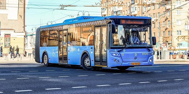 """автобус, Мосгортранс, станция """"Технопарк"""", станция """"ЗИЛ"""""""