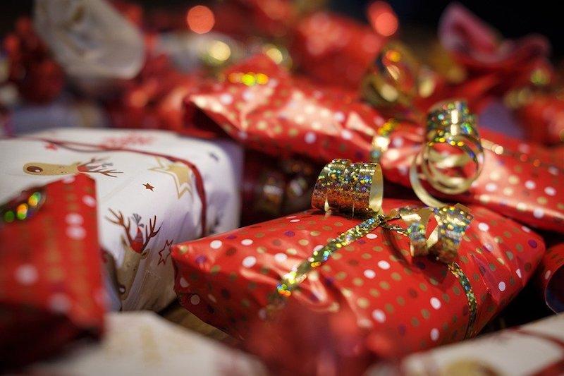 подарок, МЦД, Новый год, павильон МЦД, Эстафета подарков