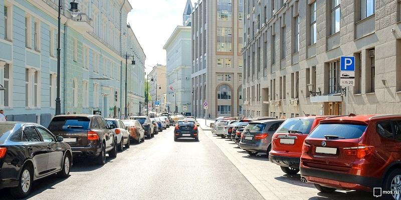 Максим Ликсутов, бесплатная парковка, Департамент транспорта, День защитника Отечества,