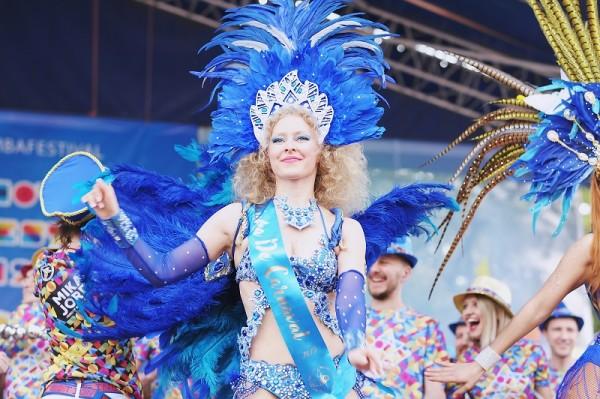 Школа бразильской карнавальной самбы, Алексей Морозов, Бразильский карнавал в Москве 2