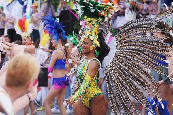 Школа бразильской карнавальной самбы, Алексей Морозов, Бразильский карнавал в Москве 4