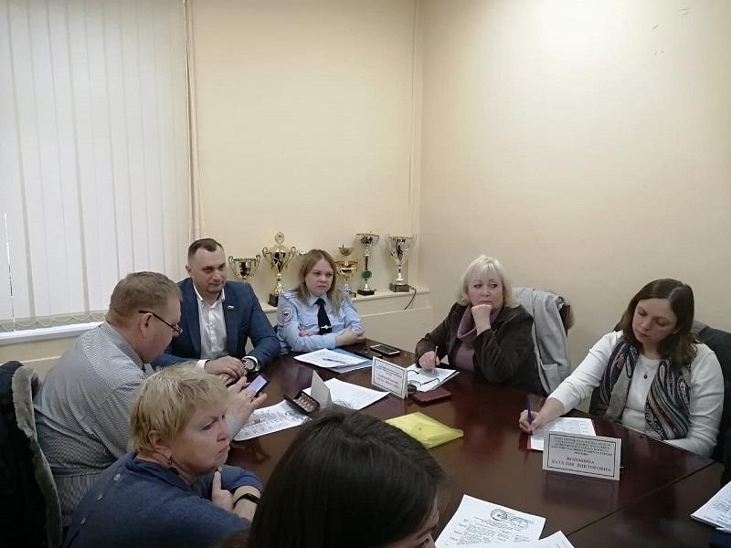 Аркадий Павлинов, комиссия по делам несовершеннолетних,