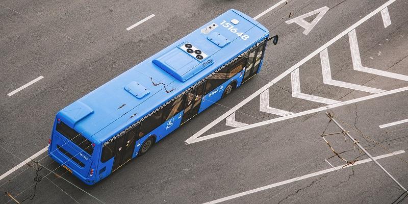 автобус № т67, изменение маршрута, Мосгортранс
