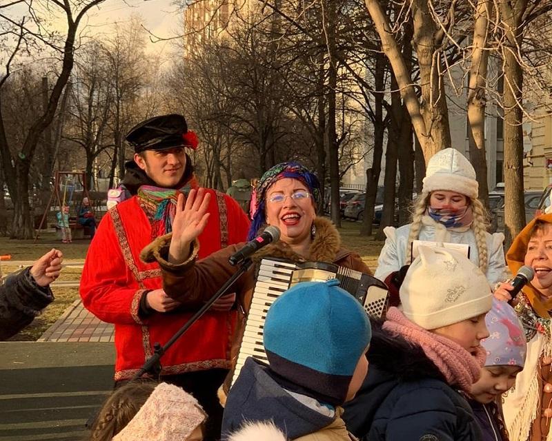 Центр досуга «Даниил», Масленица, Михаил Ременников, праздники