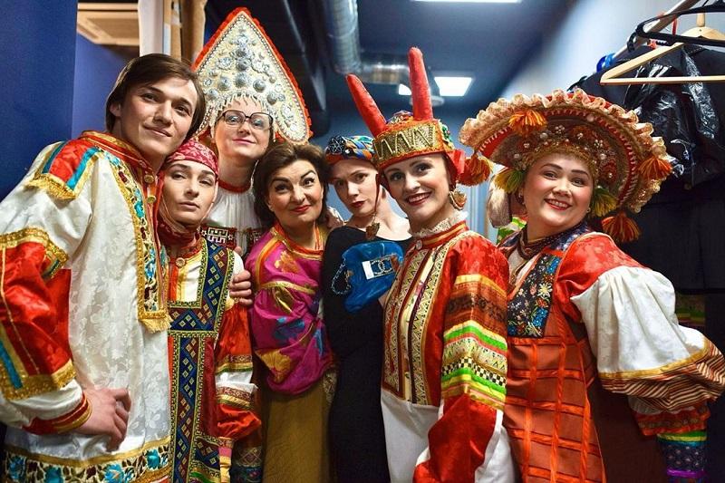 «Театриум на Серпуховке», Тереза Дурова, спектакли,