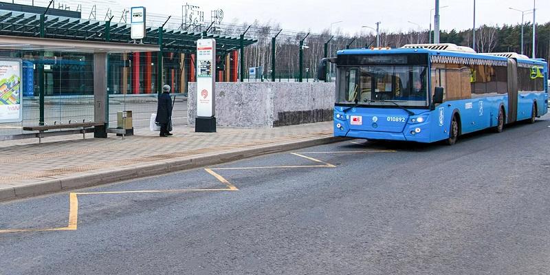 общественный транспорт, городской транспорт, Мосгортранс