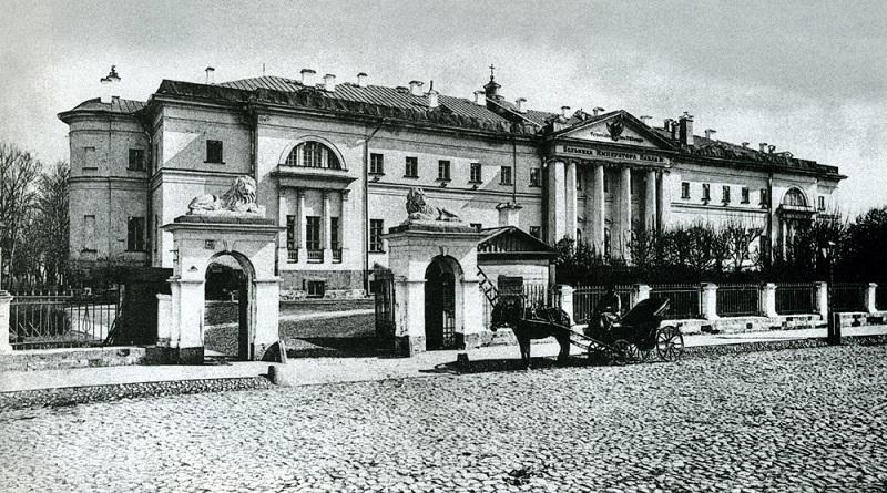 Павловская больница, Андрей Ворыханов, музей истории медицины
