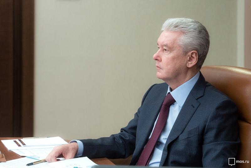 карантин, коронавирус, коронавирусная инфекция, московское долголетие, Сергей Собянин