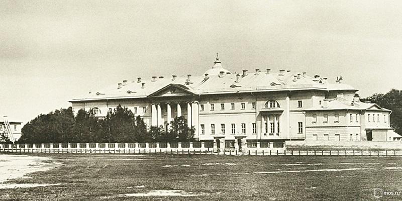 павловская больница ГКБ № 4 2
