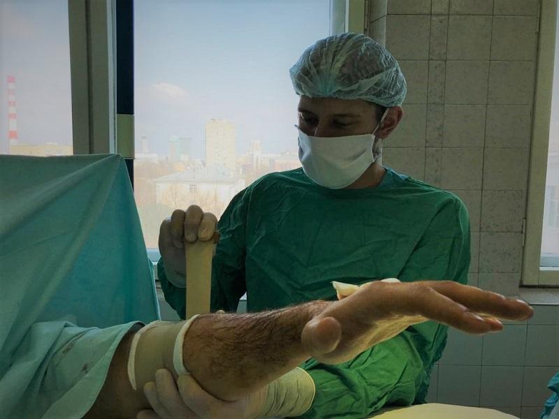 Павловская больница, Георгий Мелконян, случай из врачебной Павловская больница, Георгий Мелконян, случай из врачебной практики,