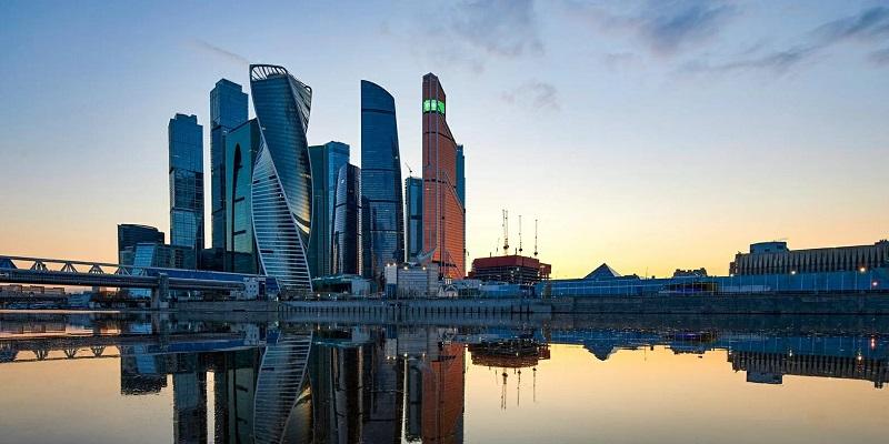 москва сити город вид панорама бизнес предприниматели