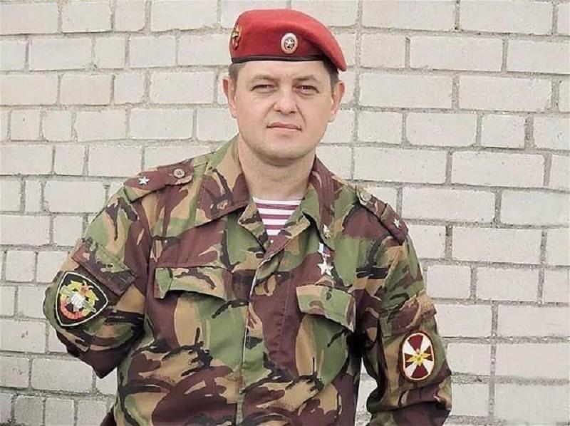 Герой России Игорь Задорожный