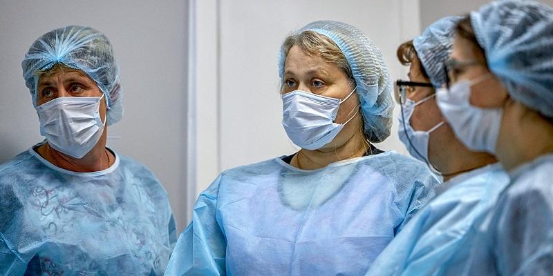 врачи коронавирус медики доктора больницы