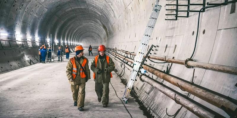 строительство метро бирюлевская линия проектирование мос ру
